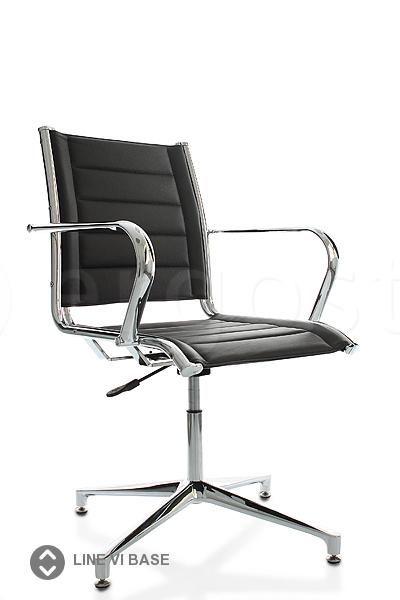 Line Vi base - эргономичное офисное кресло без колес с поддержекой спины