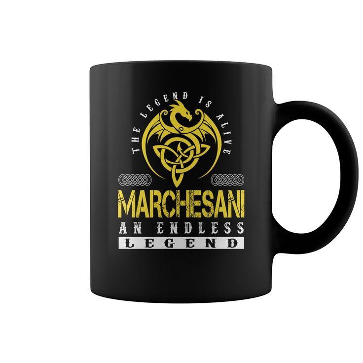 The Legend is Alive MARCHESANI An Endless Legend Name Mugs #Marchesani