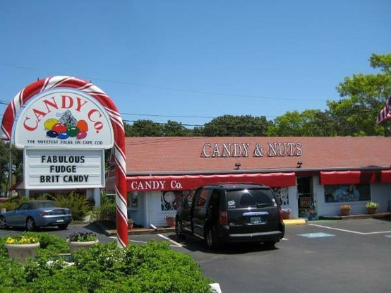 Cape Cod Yarmouth Ma Best Candy Around