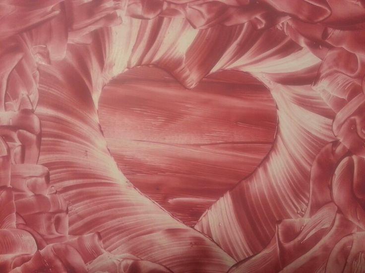 Encaustic wax art
