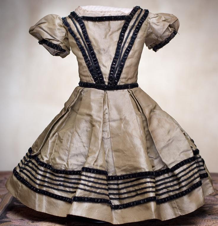 Original French Silk Dress