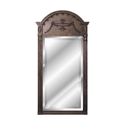 Hickory Manor House HM7035 Arched Topiary Wall Mirror