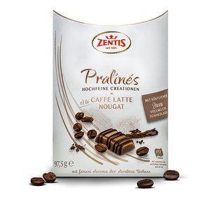 Zentis Hochfeine Creationen BelChoco Caffe Latte Nougat