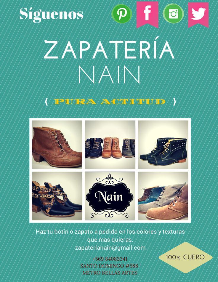 #zapatos #diseñonacional #chile #calzado #exclusivo #tendencia #2014 #2015