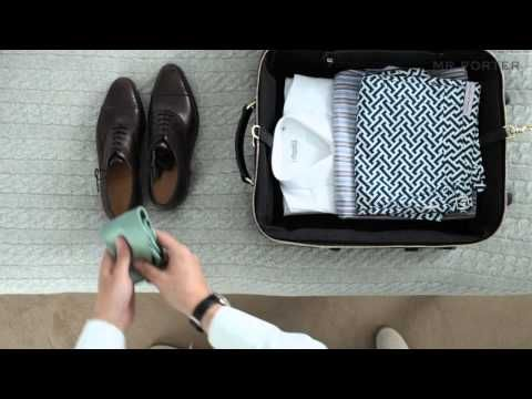 The Way I Pack - a guide to vacation preparation by MR PORTER