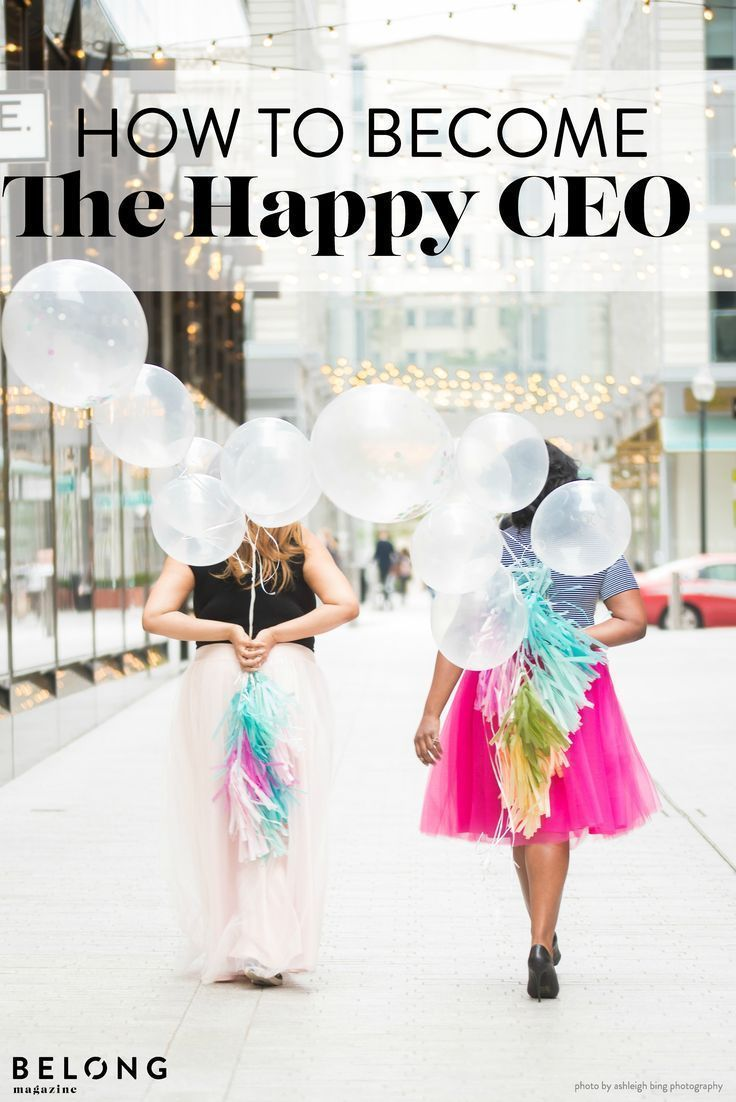 How to become the happy CEO as a female entrepreneur by Pretty and Profesh and The EmmaRose Agency as featured in Belong Magazine ISSUE 06 - www.belong-mag.com - lady boss, women in business, creative entrepreneur