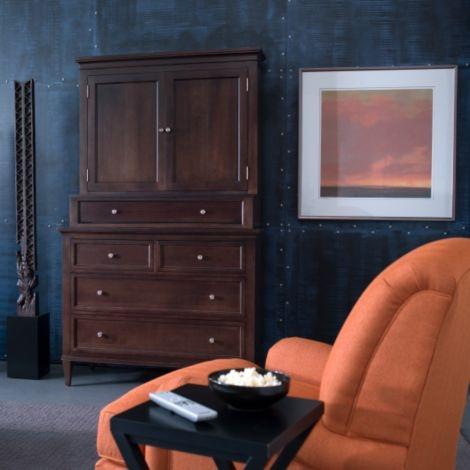 Elegant American Artisan Burnett Media Dresser From Ethan Allen    Good For Hiding  A Flat Screen Tv For The Bedroom | For The Home | Pinterest | Media  Dresser, ...