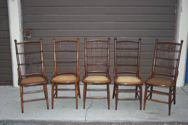 Antique Chairs $85/each