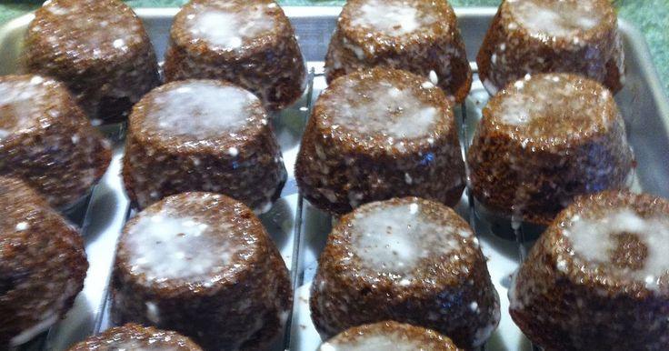 Georgia, Plain & Simple: Sailor Jacks--A Highly Spiced Muffin