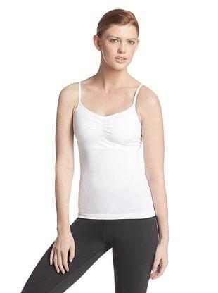 43% OFF Fila Women's Seamless Cami Tank Top (White)