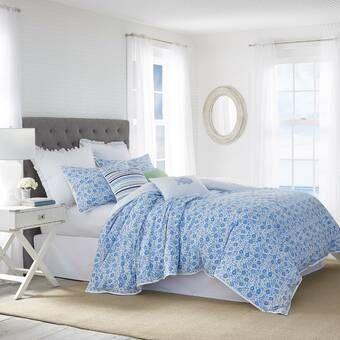 Harbor House Brisbane Reversible Comforter Set & Reviews | Wayfair