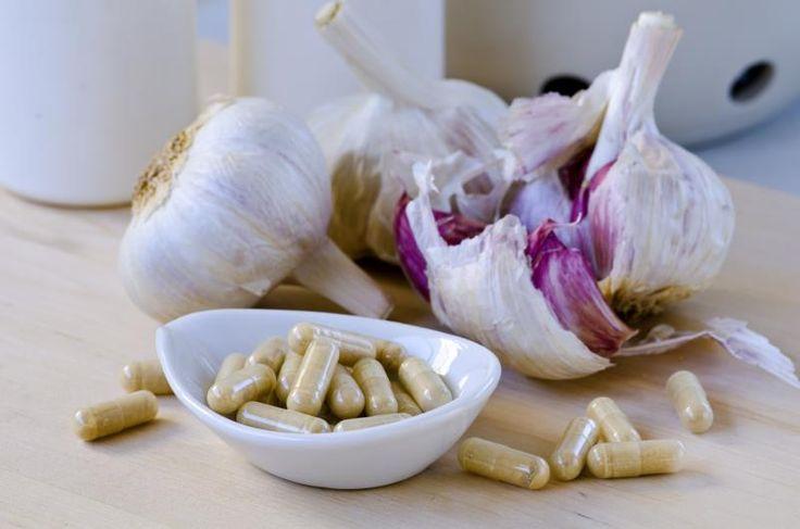 Benefits of Garlic Pills