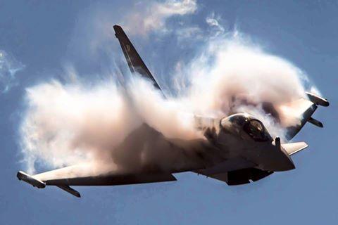 Wings in the sky EF-2000 Eurofighter Typhoon