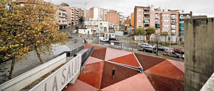 Mercat de la Salut Square VORA Arquitectura