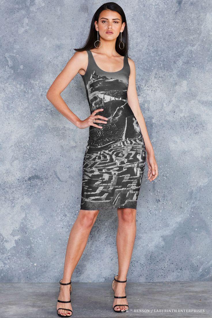 Turn Back Midi Pencil Dress - 48HR ($110AUD) by BlackMilk Clothing