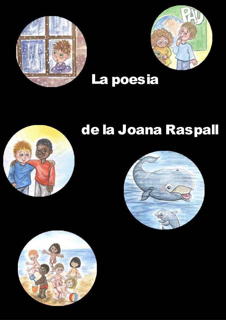 Poesia Joana Raspall. Recull amb il.lustracions
