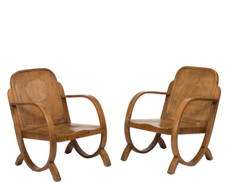 Cool Pair Otto Gerdau for Cimo Brazil Chairs