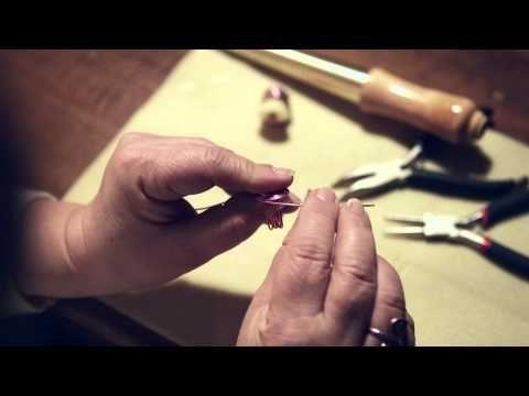 Tutorial #2 anello wire - YouTube