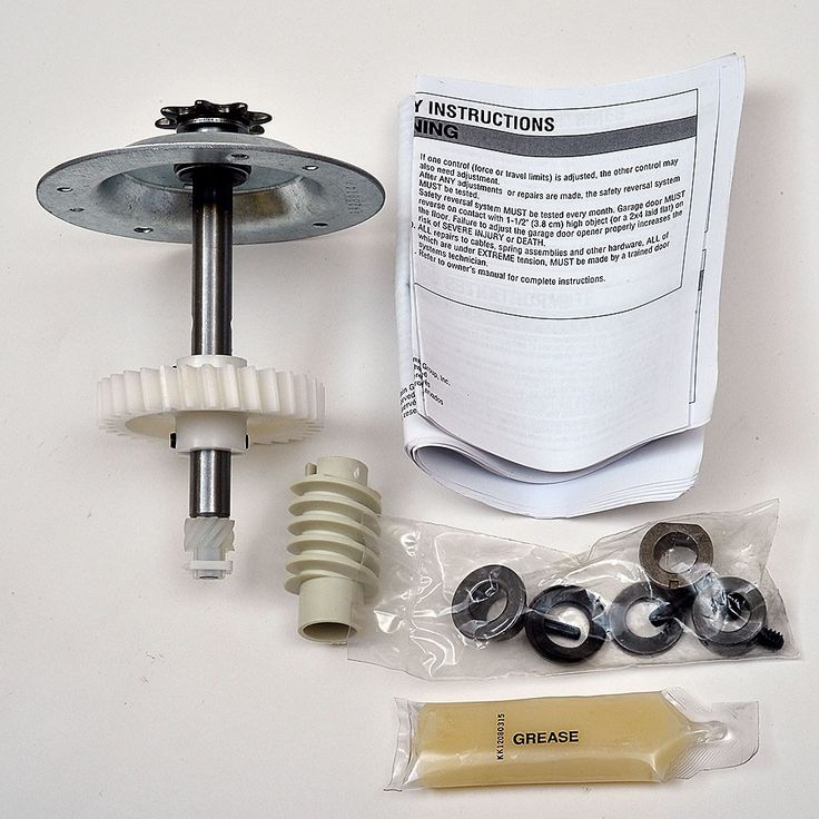Chamberlain Craftsman 41C4220A Gear and Sprocket Assembly | RP: $27.35, SP: $20.89