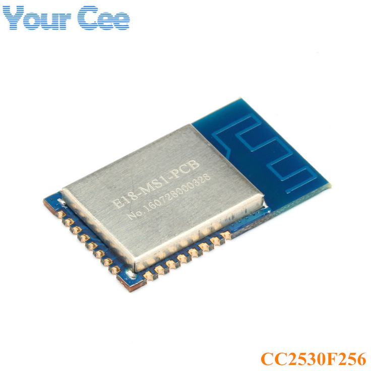 5 pcs CC2530 Core Board CC2530F256 2.4G  4dBm 2.5mW Wireless Transceiver Module Network Zigbee Board Module Upgraded Version #Affiliate