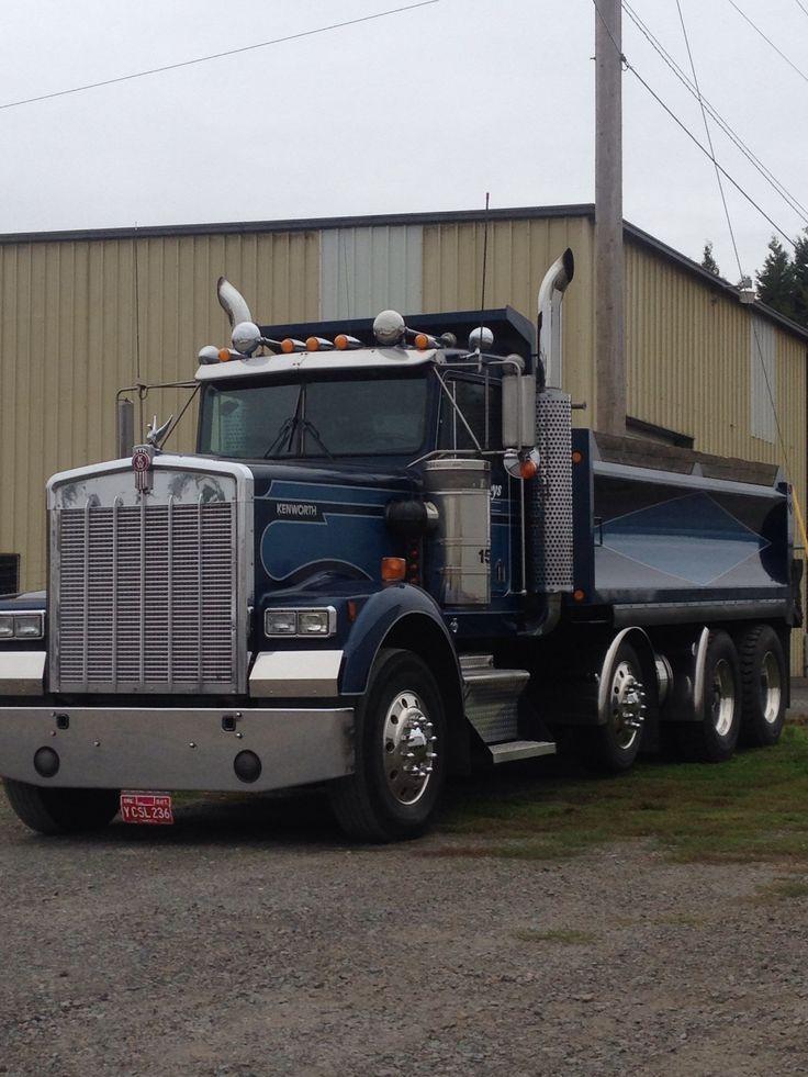 17 Best images about Dump Trucks on Pinterest | Semi ... Kenworth Dump Trucks Pics