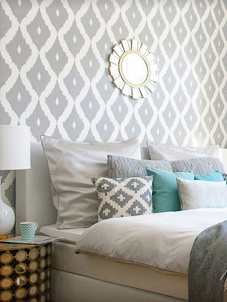 55 besten Tapeten Trends und Wandfarben Bilder auf Pinterest - tapeten trends schlafzimmer