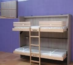 1000 id es sur le th me lits murphy superpos s sur pinterest hiddenbed lits escamotables et. Black Bedroom Furniture Sets. Home Design Ideas