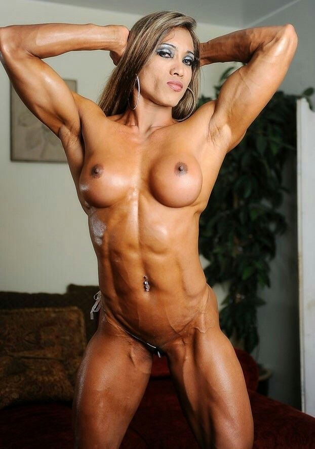 Very hot.. perfect porn fitness female body