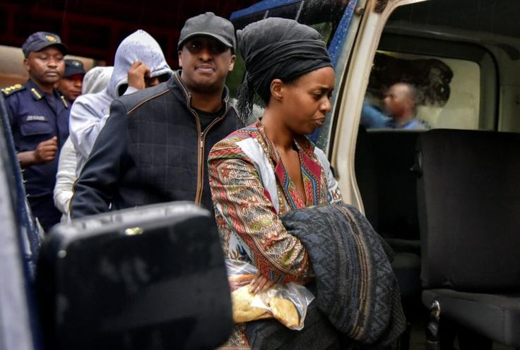 Sep 04, 2017 - Rwandan police on Monday arrested Diane Shima Rwigara, a leading critic of President Paul Kagame, charging her with forgery and tax evasion. Rwigara, a 35-year-old accountant, has repeatedly accused Kagame of stifling dissent and criticised his Rwandan Patriotic Front's near total hold on power. Kagame won last month's election with 98.8 percent of the vote.