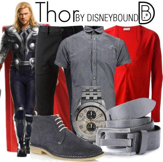 Disney Bound - Thor