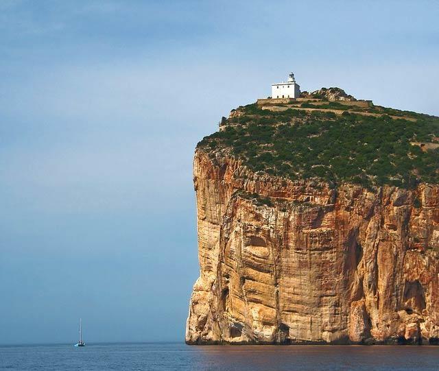Capocaccia Lighthouse, Alghero, Sardinia