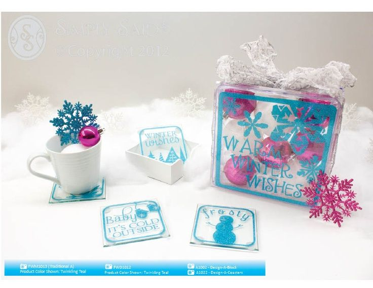 Another great decoration idea from Simply Said Designs, get yours today at www.mysimplysaiddesigns.com/kraftycam/