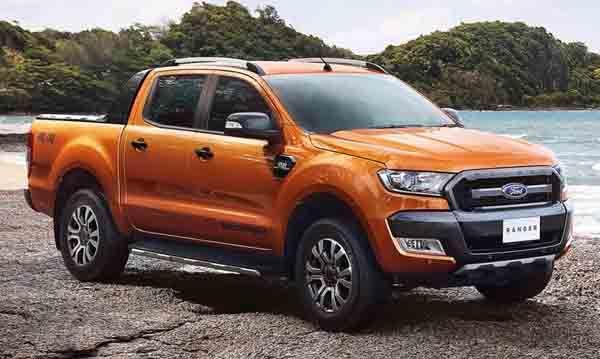 2016 Ford Ranger Wildtrak Price