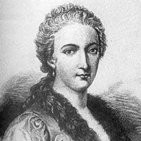 """Mª Gaetana Agnesi gaetana (1718-1799, Itàlia)  FILÒSOFA I MATEMÀTICA  """"La matemàtica analítica és l'art de resoldre qualsevol tipus de qüestió matemàtica, trobant nombres desconeguts, o quantitats, a través d'altres ja conegudes o dades"""" #biblioteques_UVEG"""
