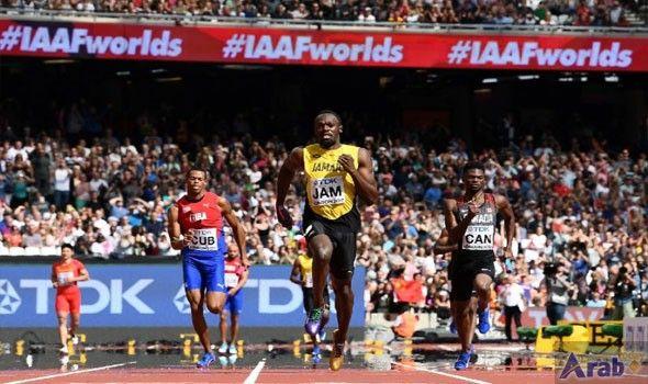 Usain Bolt anchors Jamaica into world 4x100 relay finals