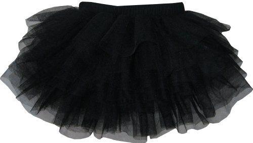 Girls Skirt Black Classic Tull Muti-layers Dancing Tutu Kids Clothes Size 6 Sunny Fashion,http://www.amazon.com/dp/B00BBQG9RK/ref=cm_sw_r_pi_dp_r3iAsb0WWT3EGDY7