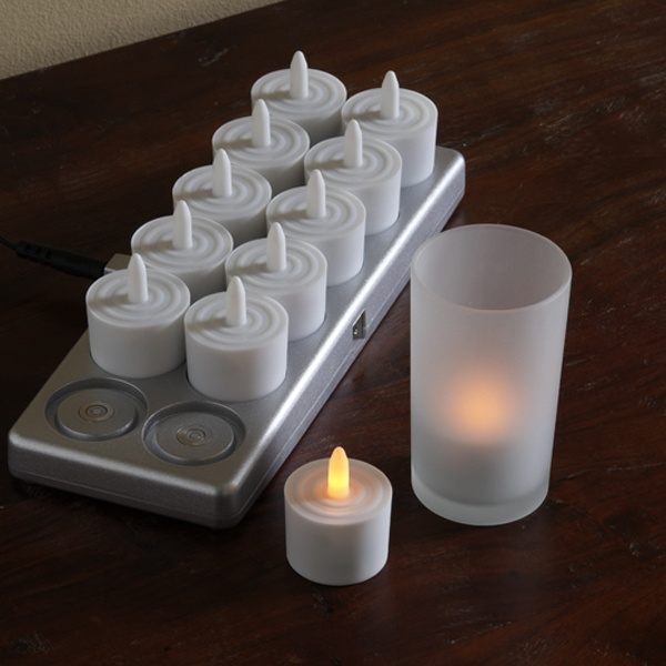 98 Best Rechargeable Led Candles Images On Pinterest Led