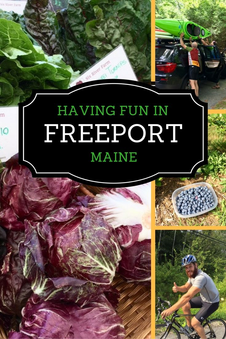 What are things to in Freeport Maine besides shopping?