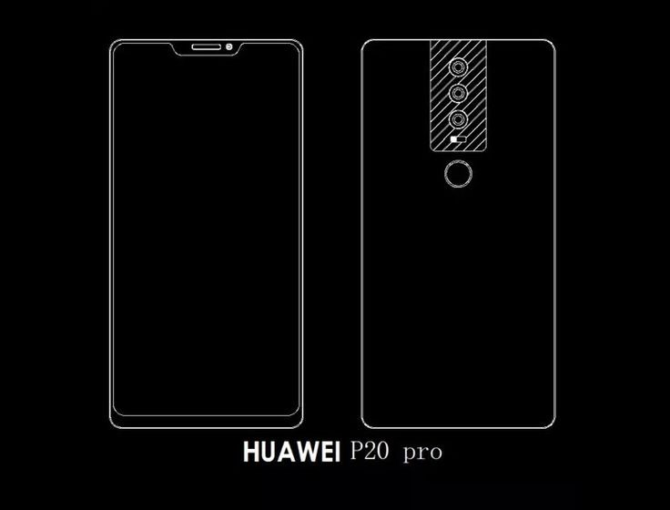 Alleged Schematics for Huawei P20 Show Radical Changes | Chinese Smartphones