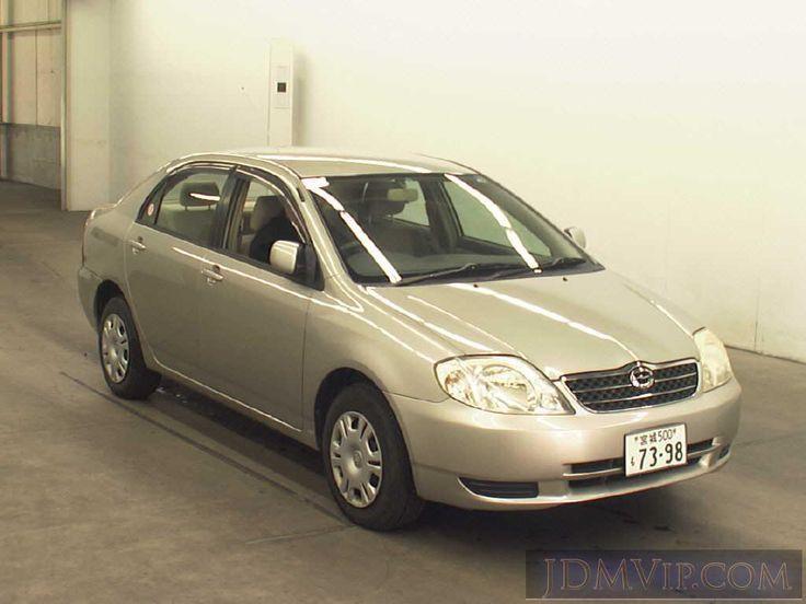 2001 TOYOTA COROLLA X NZE124 - http://jdmvip.com/jdmcars/2001_TOYOTA_COROLLA_X_NZE124-2myHJuwHJfWxWm-1147