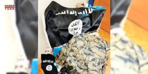 IŞİDin suikast timi çökertildi!: IŞİDe mensup 11 militan yakalandı hücre evlerde yapılan aramalarda 2 adet askeri üniforma 1 adet ruhsatsız tabanca 2 adet şajör IŞİDe ait dijital malzemeler IŞİD bayrakları ve IŞİD logolu flamalar ele geçirildi