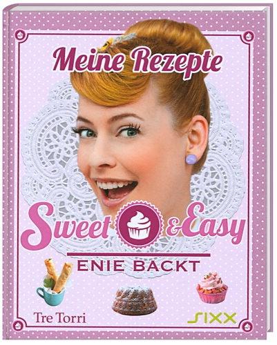 Wünsche ich mir sehr. Finde ihre Sendung auf Sixx echt schön. Sweet & Easy - Enie backt. Bei weltbild.de für 19.90 Euro. #weltbild #backen