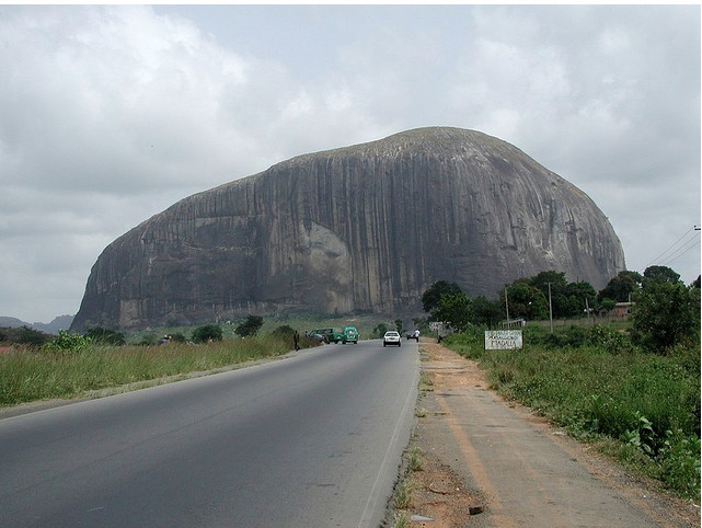 Zuma rock- Nigeria.. Î miss HOME just can't wait to visit my motherland once again..
