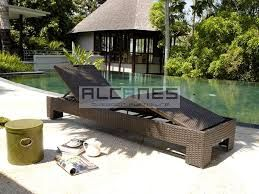 Find a great selection of outdoor Loungers at Alcanes. Shop for great deals on outdoor Loungers and other patio furniture products. Loungers are useful in a variety of applications like seating furniture in your living areas, as relaxer in your out spaces etc