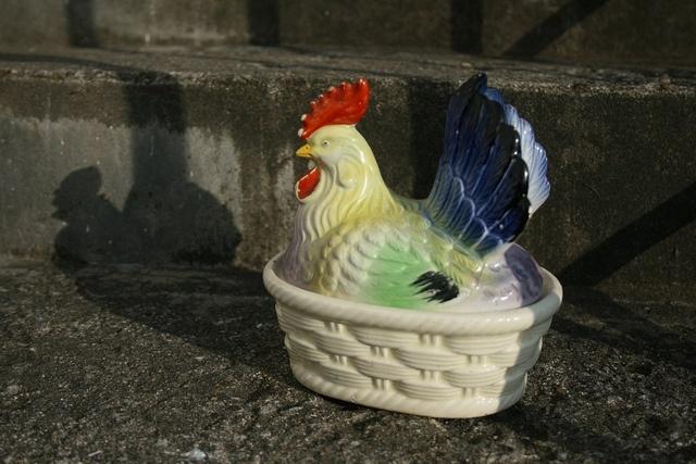En gammel hane by Mimesis@Monday, via Flickr
