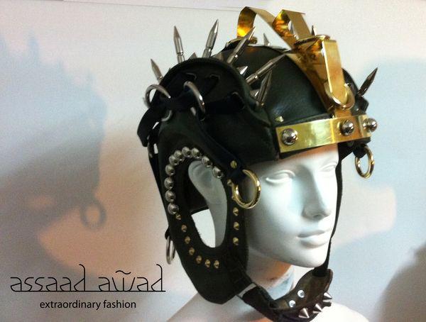Mario Testino +  Assaad Awad by Assaad Awad, via Behance