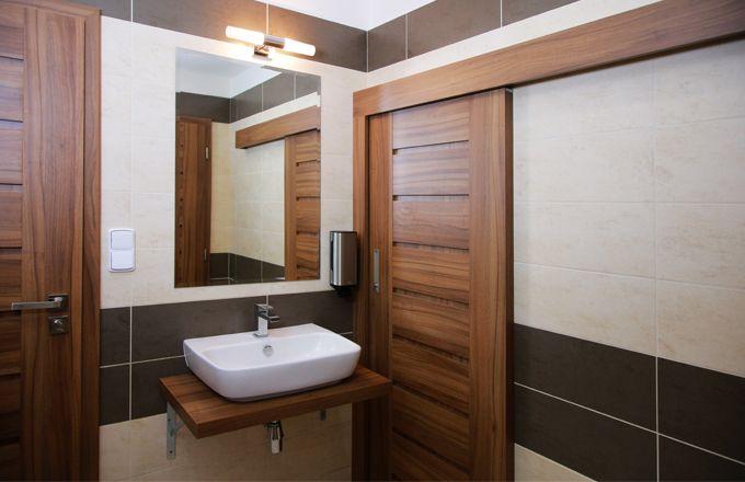 CAG: Posuvné dveře sluší malým i velkým prostorám