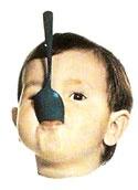 1964 Armando Testa marchio per l'azienda Alimenti Sasso