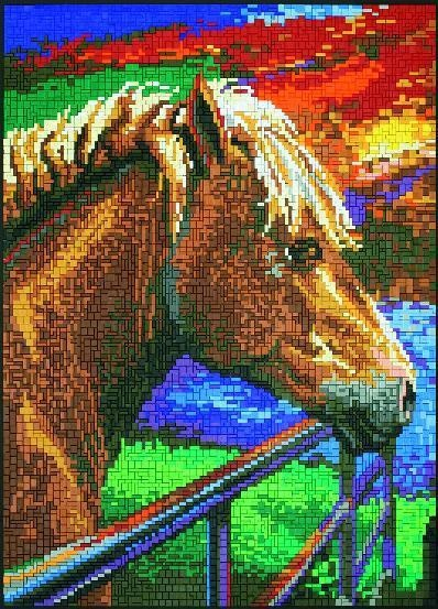 Mijn Ministeck Paard!