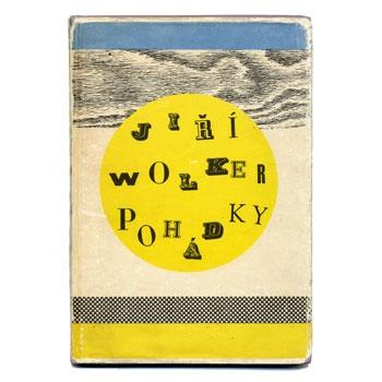 Adolf Hoffmeister / Jiri Wolker pohadky 1964